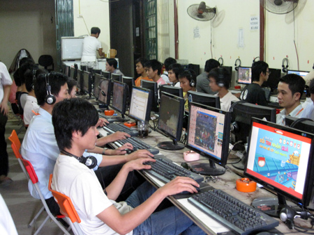 Lắp mạng cáp quang fpt Đà Nẵng cho quán game
