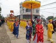 Lễ hội đền Du Yến, xã Chí Tiên, huyện Thanh Ba, Phú Thọ