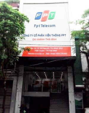 Trụ sở FPT Thái Bình