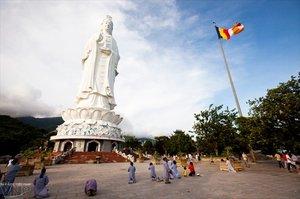 Điểm du lịch chùa Linh Ứng, bán đảo Sơn Trà, tp Đà Nẵng