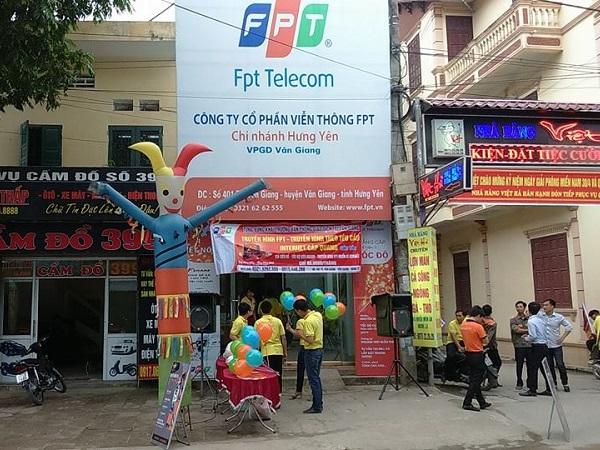 Văn phòng FPT Văn Giang, Hưng Yên