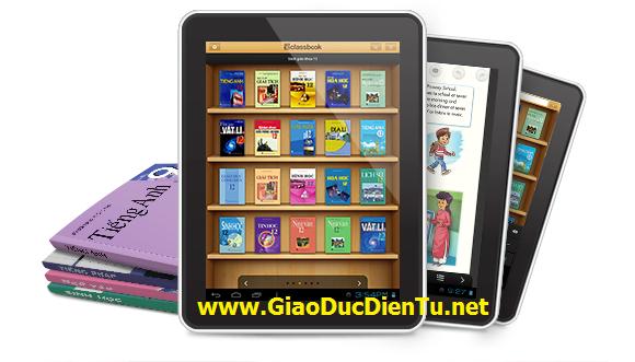 Giới thiệu về sách giáo khoa điện tử classbook