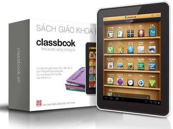 Sách giáo khoa điện tử classbooks