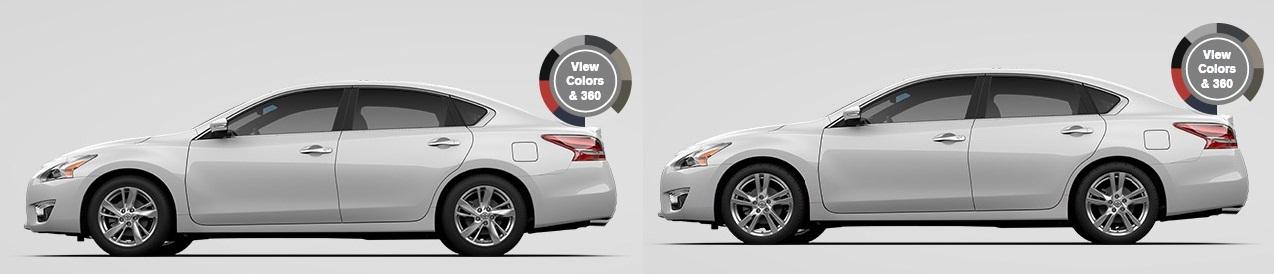 Nissan teana 2.5 SL 3.5