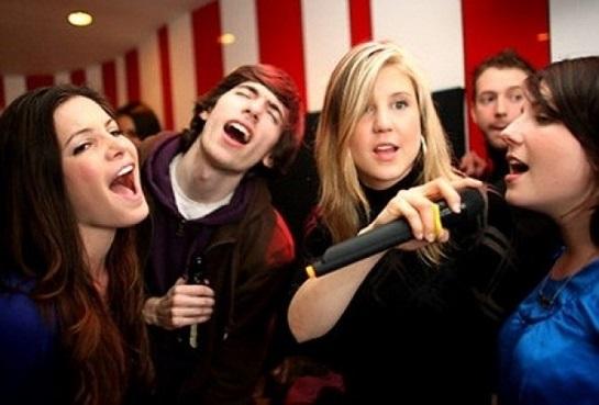 hat karaoke