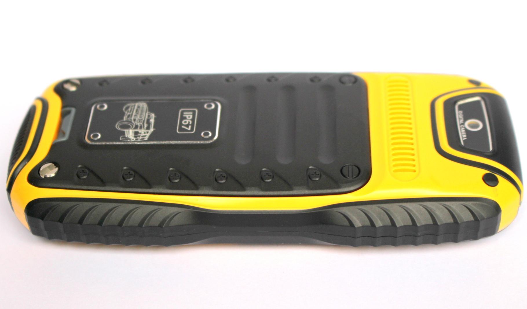 Điện thoại H2 chống nước