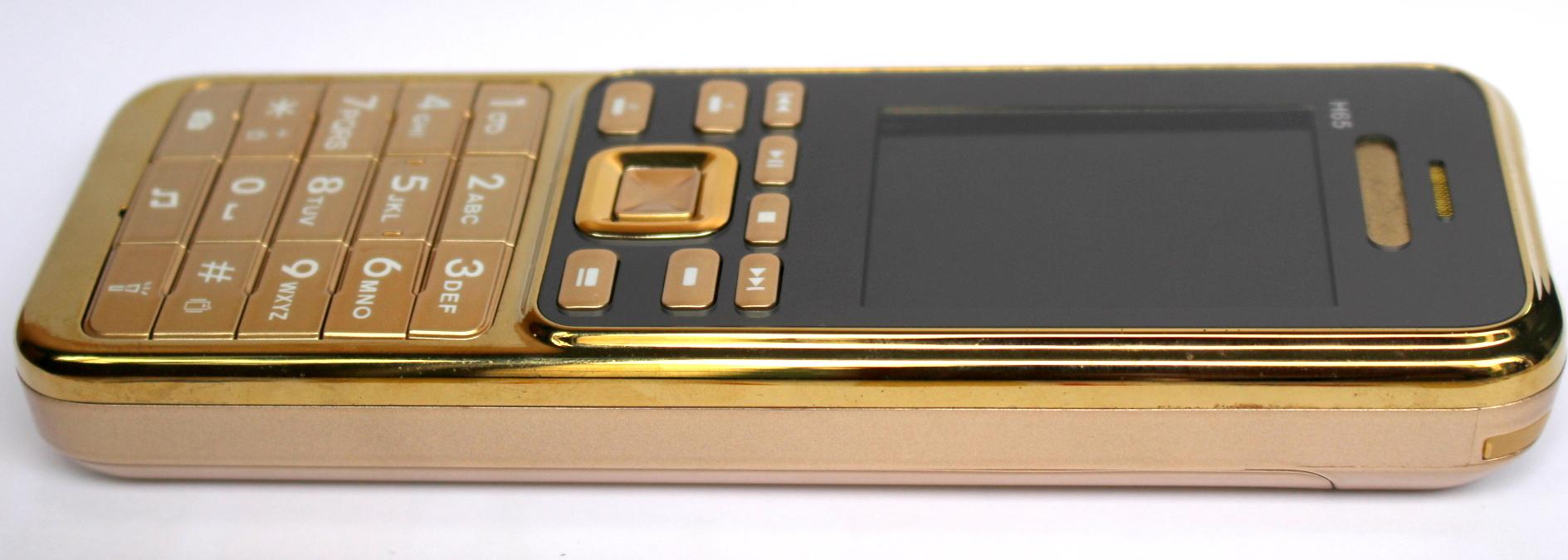 Điện thoại pin khủng H65