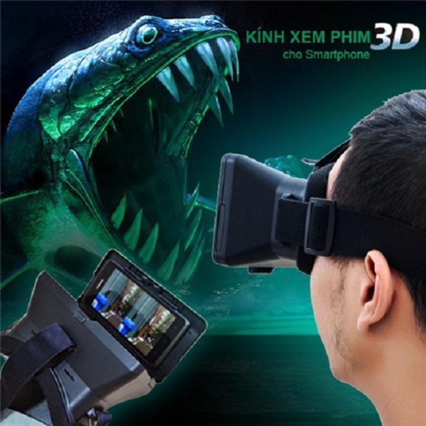 Kính xem phim 3D cho điện thoại smarphone