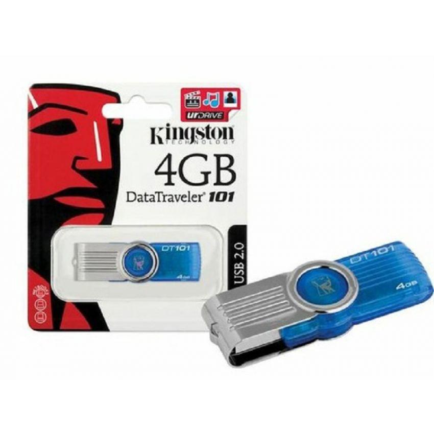 tạm hếtk - USB Kingston DT101 4Gb giá sỉ và lẻ rẻ nhất