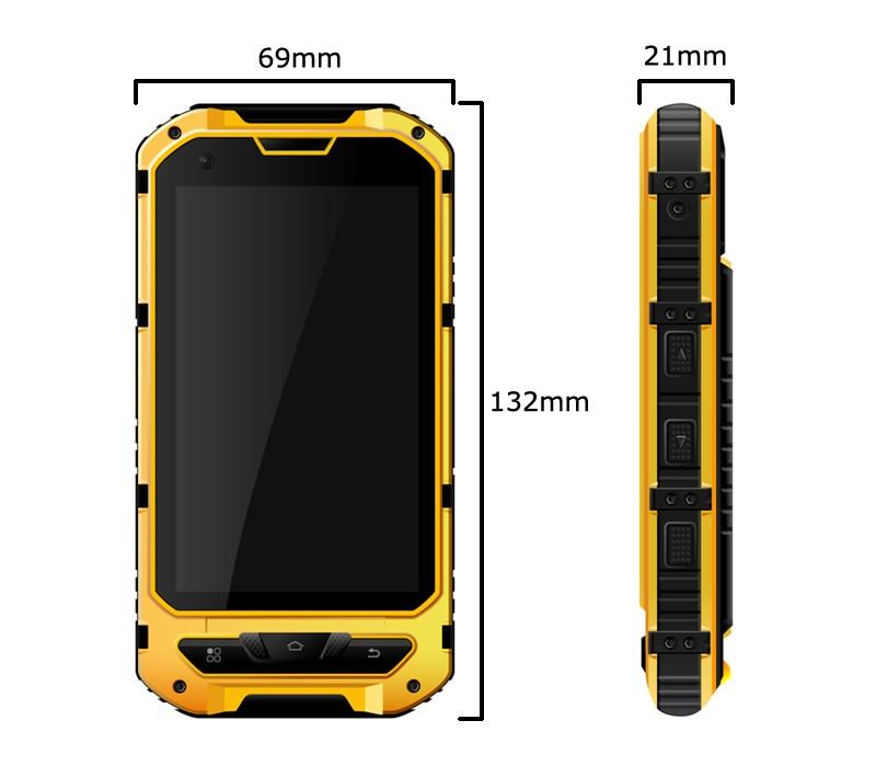 Smartphone chống nước A8