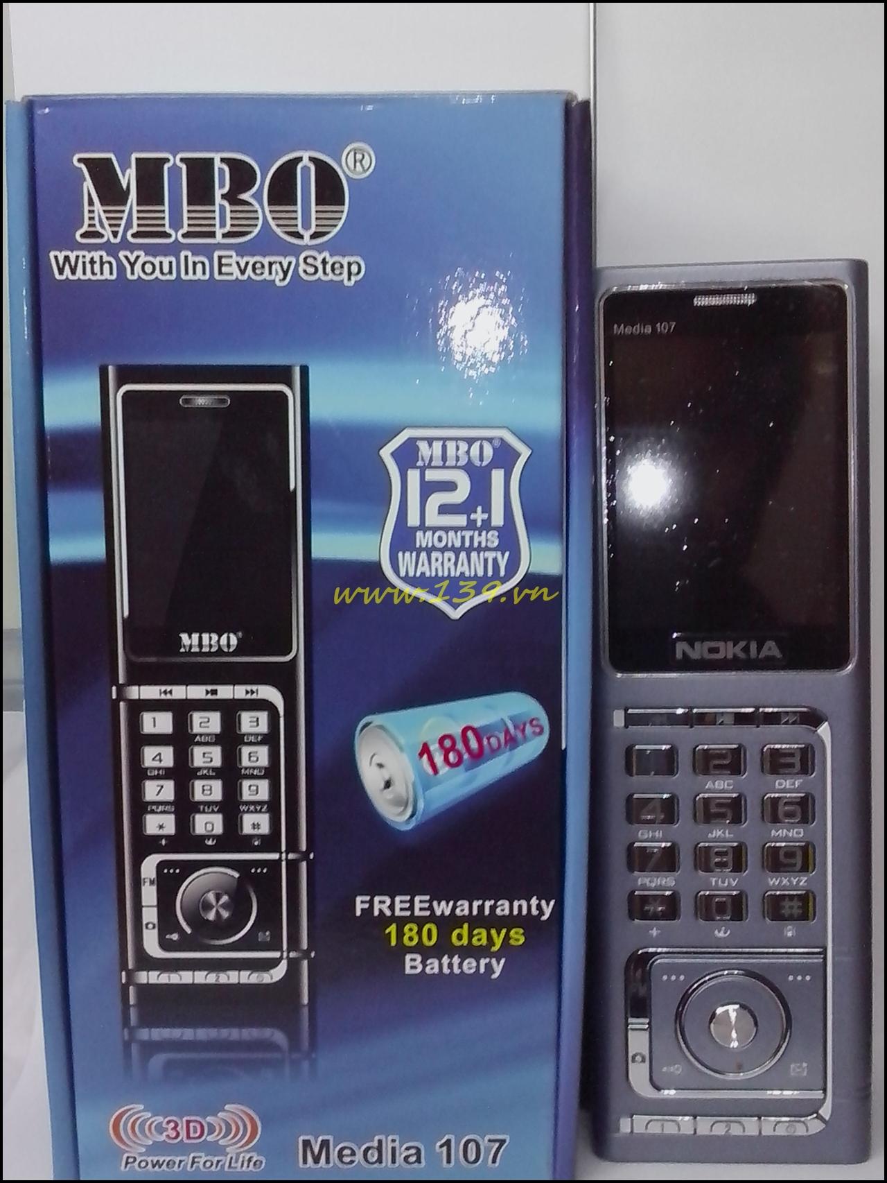 Nokia media 107