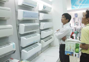 Cẩn thận với các sản phẩm máy lạnh mang thương hiệu lạ