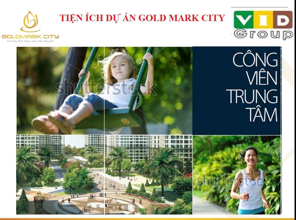 Tiện ích dự án goldmark city 136 hồ tùng mậu