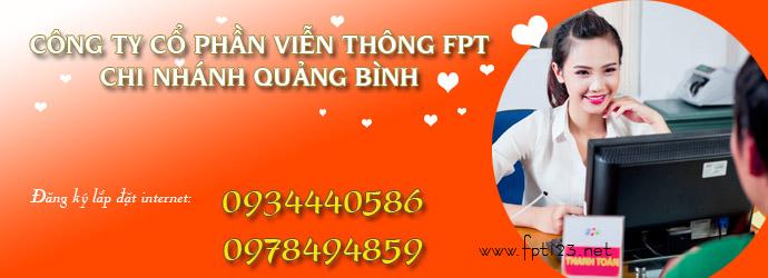 Internet FPT Quảng Bình