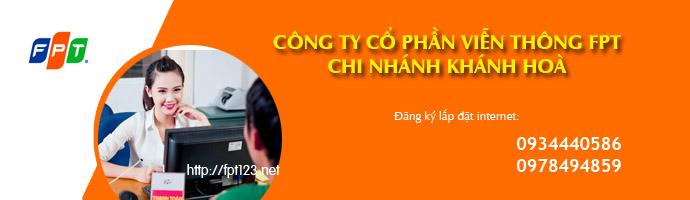 Internet FPT Khánh Hoà