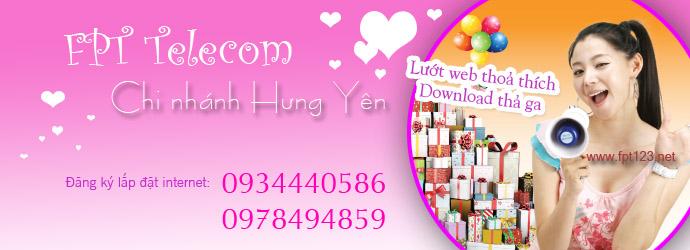 Internet FPT Hưng Yên