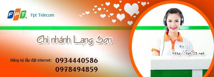 Internet FPT Lạng Sơn