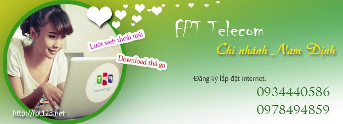 Internet FPT Nam Định