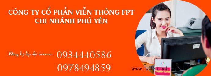 Internet FPT Phú Yên