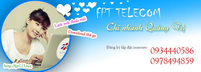Internet FPT Quảng Trị