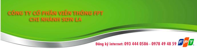 Đăng ký internet FPT Sơn La