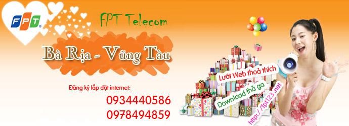 Internet FPT Vũng Tàu