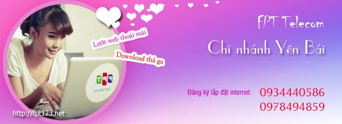 Internet FPT Yên Bái