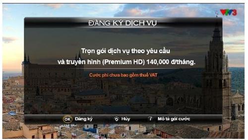 Truyền hình có thu phí