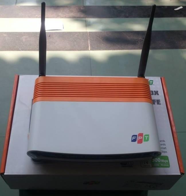 FPT Telecom Ninh Bình hướng dẫn các khách hàng đăng ký lắp mạng wifi đổi pass modem cáp quang FPT Gpon.