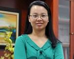 Chị Chu Thanh Hà - Tân Chủ tịch của Công ty CP Viễn Thông FPT