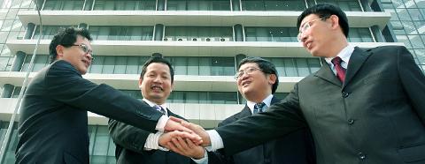 Thành viên lãnh đạo công ty FPT