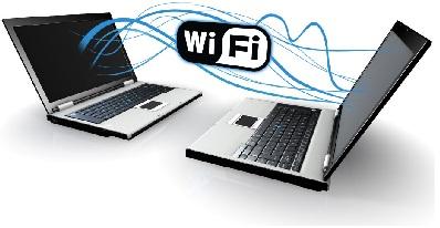 Laptop phát wifi cho các thiết bị khác
