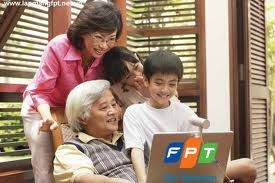 Lắp mạng FPT tại nhà
