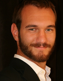 V mi chng trnh dnh cho doanh nhn - chng trnh giao lu vi Nick Vujicic
