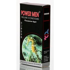 Hộp bao bì bao cao su Power Men