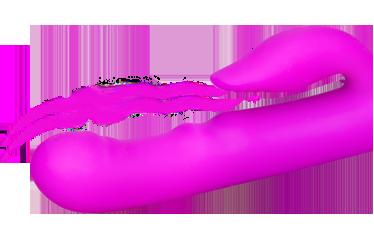 DƯơng vật giả thiết kế có những đường cong lượn sóng