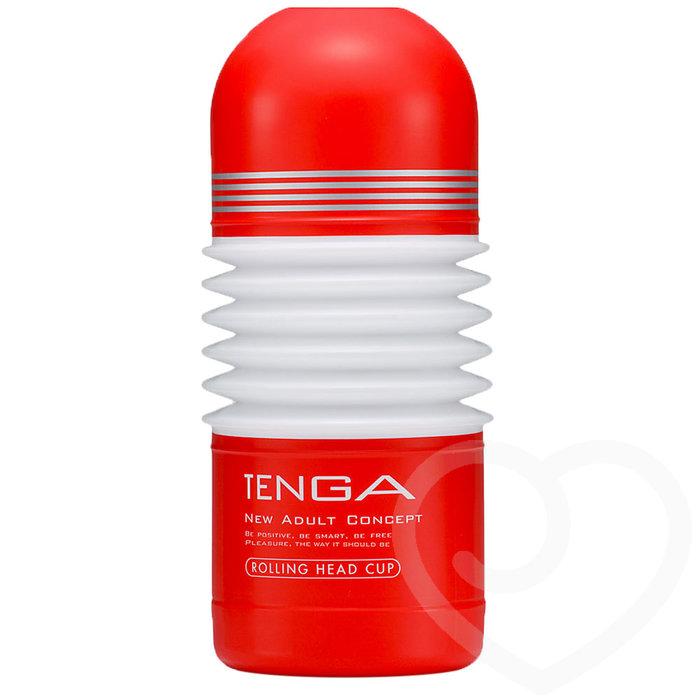 Sản phẩm cốc thủ dâm Tenga Rolling Head Cup chính hãng Tenga