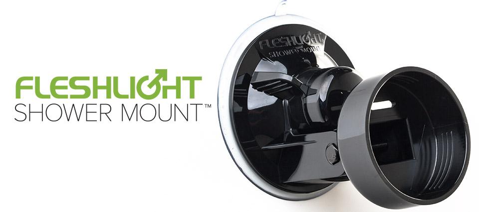 Sản phẩm chính hãng Fleshlight Shower Mount chất liệu tuyệt vời và gắn mặt phẳng chắc chắn.