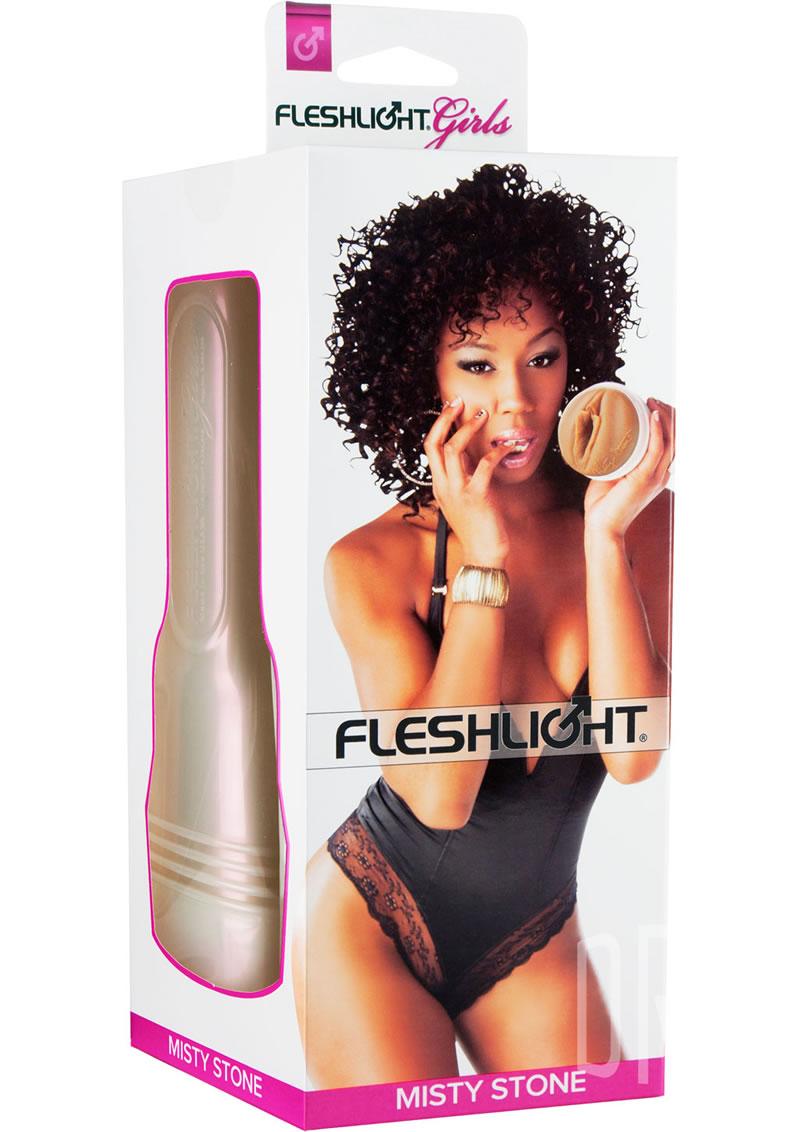 Hộp bao bì sản phẩm âm đạo giả Fleshlight Misty Stone