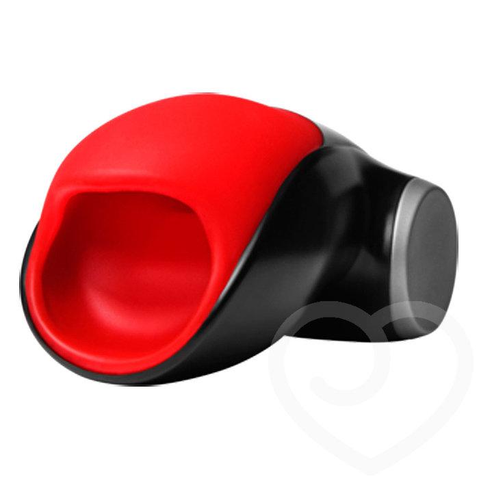Máy sextoy Cobra Libre màu đỏ đen