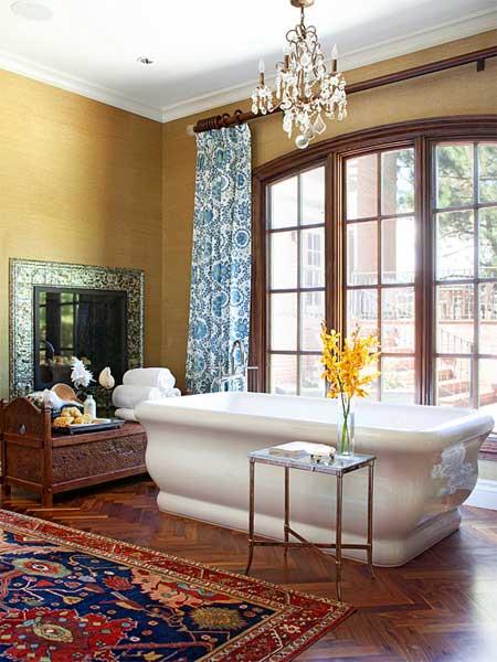 Hướng dẫn bố trí phòng tắm một cách thông minh