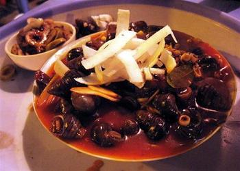 Món ăn vặt: Mẹo làm món ốc xào dừa ngon ngọt hơn