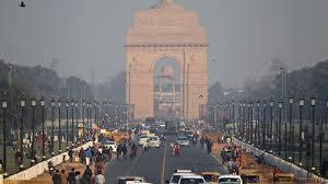 Sự ô nhiễm không khí nặng nề của thành phố New Dehi