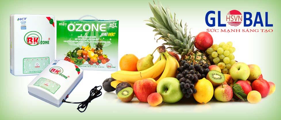 ozone xử lý nước