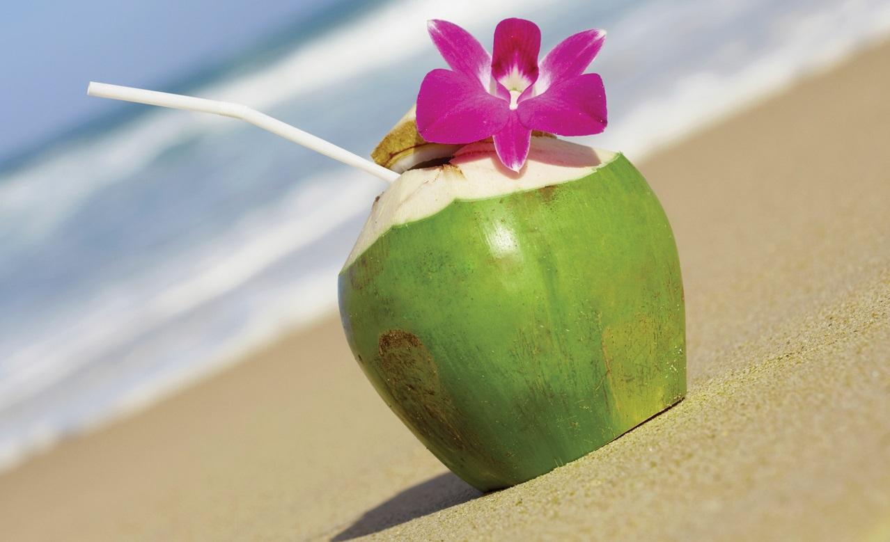 ích lợi của nước dừa