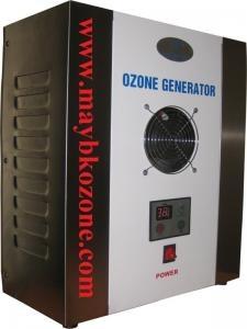 Máy ozone xử lí nước bể bơi