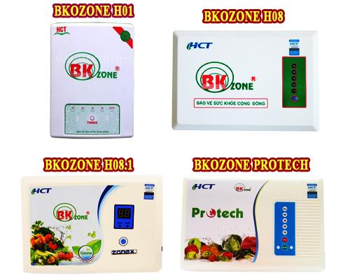 5 ngày khuyến mại HOT khi mua máy sục ozone bách khoa