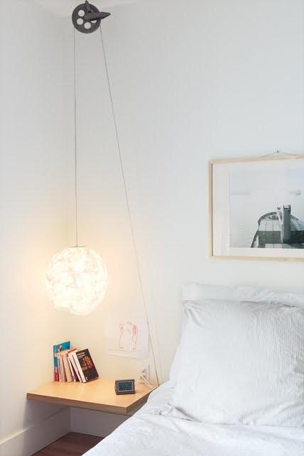 Ấn Tượng Với Thiết Kế Đèn Treo Trong Phòng Ngủ