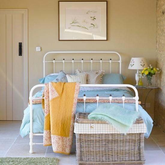Những ý tưởng cho phòng ngủ mùa hè