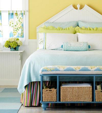 8 cách giúp phòng ngủ siêu gọn